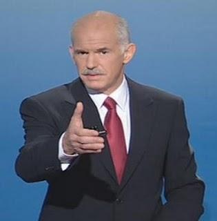 """Τελικά, ο Γιώργος Παπανδρέου τράβηξε μονάχος του το... """"κάρο"""" που λέγεται Ελλάδα και μάλλον παραμένει αχτύπητος!"""